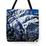 Beautiful Banff Tote Bag