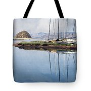 Beautiful Bay Tote Bag