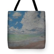 Beautiful Beach Day Tote Bag
