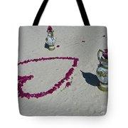 Beautiful Beach Still Life Tote Bag