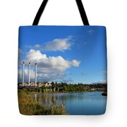 Beautiful Bend Tote Bag