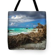 Beautiful Bermuda Tote Bag