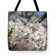 Beautiful Blossoms Tote Bag