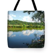 Beautiful Blue Water Tote Bag