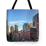 Beautiful Boston Tote Bag