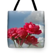 Beautiful Bouquet Of Roses Tote Bag