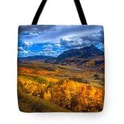 Beautiful Butte Tote Bag