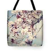 Beautiful Cherry Tree Blossom Tote Bag