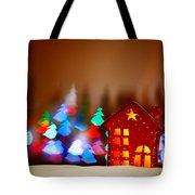 Beautiful Christmas Decor Tote Bag