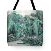 Beautiful Country Scene II Tote Bag