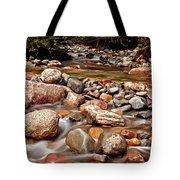 Beautiful Creek Tote Bag