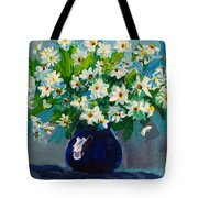 Beautiful Daisies  Tote Bag by Patricia Awapara