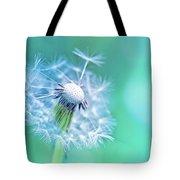 Beautiful Dandelion Tote Bag