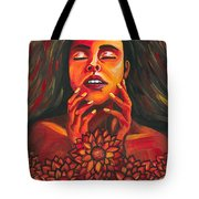 Beautiful Demon Tote Bag