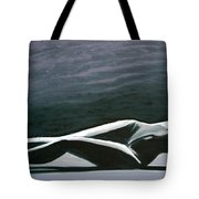 Beautiful Diver Tote Bag