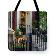 Beautiful Entrance Tote Bag by Michael Hubley