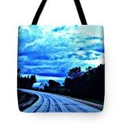 Beautiful Evening Skies Tote Bag