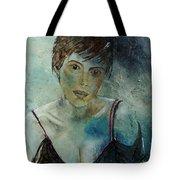 Beautiful Face Tote Bag