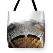 Beautiful Feather Tote Bag