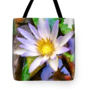 Beautiful Flower Tote Bag