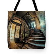 Beautiful Forgotten Staircase Tote Bag