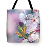 Beautiful Fruit Tree Blooming Tote Bag