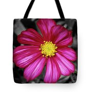 Beautiful Fuchsia Flower Tote Bag