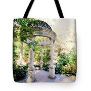 Beautiful Gazebo Tote Bag