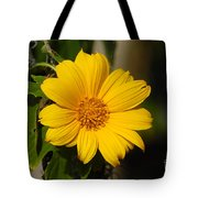Beautiful In Yellow Tote Bag