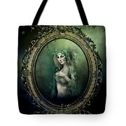 Beautiful Ivy Tote Bag