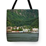 Beautiful Juneau Alaska Tote Bag