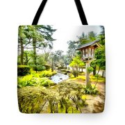 Beautiful Kenrokuen Tote Bag