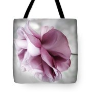 Beautiful Lavender Rose Tote Bag