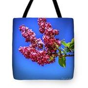Beautiful Lilac Tote Bag