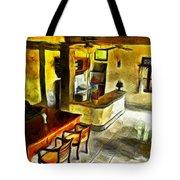 Beautiful Lobby Tote Bag