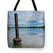 Beautiful Manning Waters 6677 Tote Bag