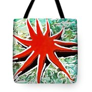 Beautiful Marine Plants 9 Tote Bag