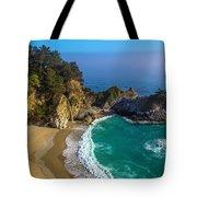 Beautiful Mcway Falls Cove Tote Bag