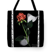 Beautiful Melody Tote Bag