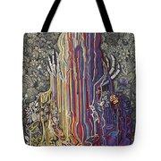 Beautiful Meltdown Tote Bag