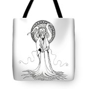 Beautiful Monster Tote Bag