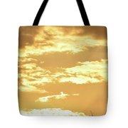 Beautiful Morming Sky  Tote Bag