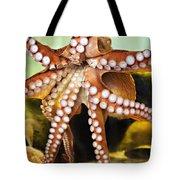 Beautiful Octopus Tote Bag by Marilyn Hunt