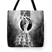 Beautiful Odyssey  Tote Bag