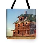 Beautiful Old House Tote Bag