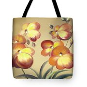 Beautiful Orchid Flowers Tote Bag