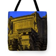 Beautiful Palace Of Fine Arts Tote Bag