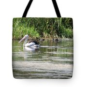 Beautiful Pelican Tote Bag