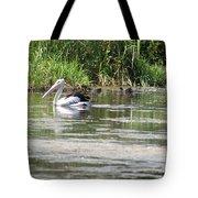 Beautiful Pelican Tote Bag
