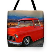 Beautiful Pick Up Truck Tote Bag